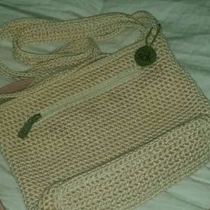 THE SAK Woven Handbag Super Cute